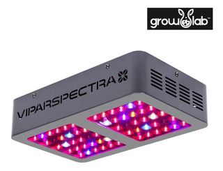 Lampara Panel Led Cultivo Indoor Viparspectra 300w En Stock