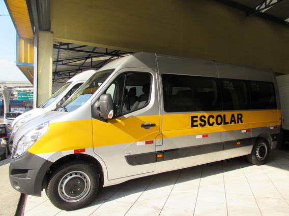 Renault Master Executiva L3h2 - Escolar