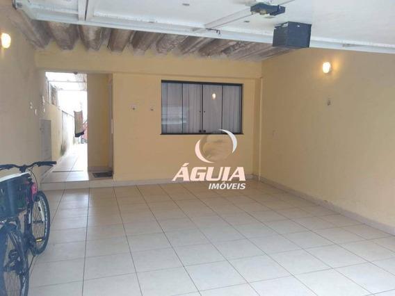 Casa Com 4 Dormitórios À Venda, 165 M² Por R$ 385.000,00 - Parque Capuava - Santo André/sp - Ca0605