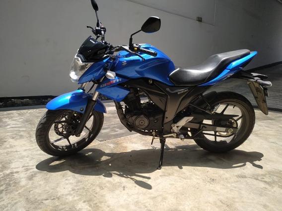 Suzuki Gixxer Gsx 155