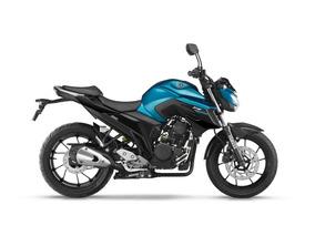 Turquesa 0km Fz25 Yamaha 2018 150cc Palermo Bikes No Bajaj 1