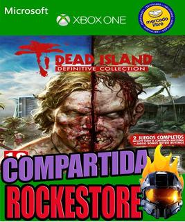 Dead Island Definitive Colecction Xbox One Online/offline