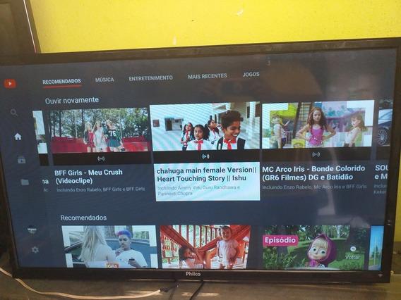 Smart Tv Philco 40 Polegadas Led
