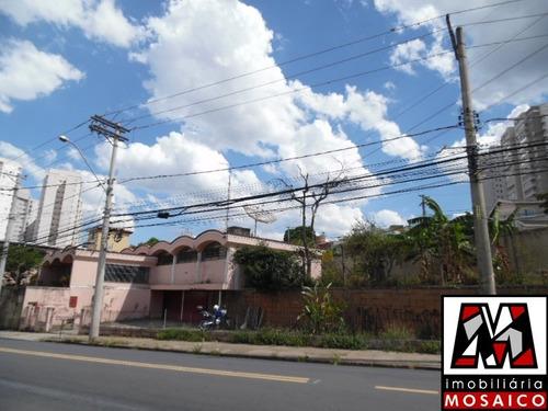 Imagem 1 de 30 de Ótimo Imóvel Comercial Ou Residencial Na Rua Do Retiro, Bem Localizado - 50581 - 68862845