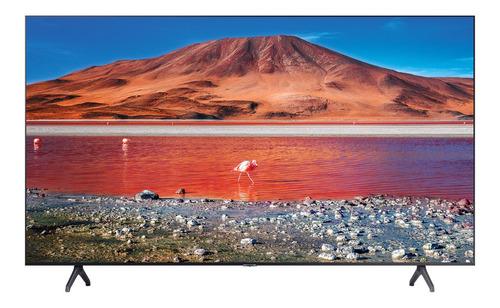 Imagen 1 de 6 de Smart Tv Samsung Series 7 Un58tu7000fxzx Led 4k 58