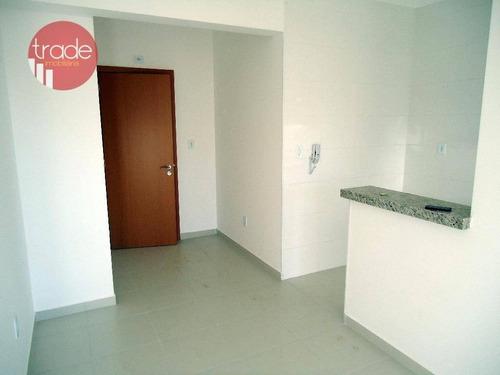 Apartamento Para Alugar, 49 M² Por R$ 1.000,00/mês - Jardim Botânico - Ribeirão Preto/sp - Ap6416