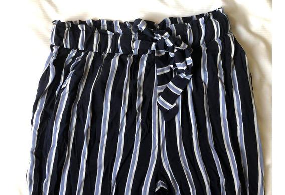 Pantalon Rayado - Nuevo
