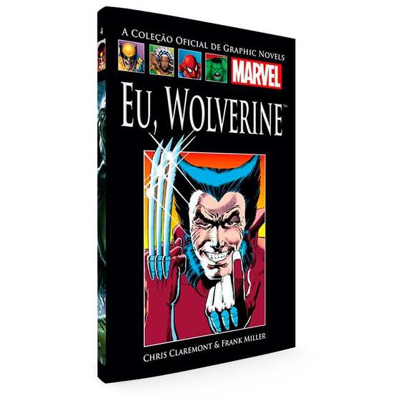 Graphic Novel Eu, Wolverine Salvat Marvel