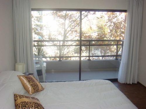 Alquiler Monoambiente Pocitos  Balcón Amenities