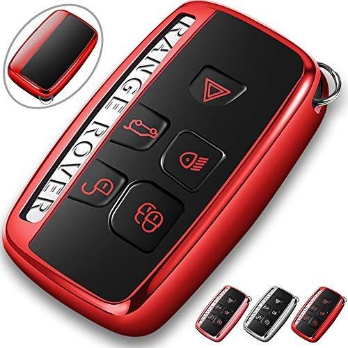 Componall - Funda Para Llaves Para Rover Y Jaguar Para Range