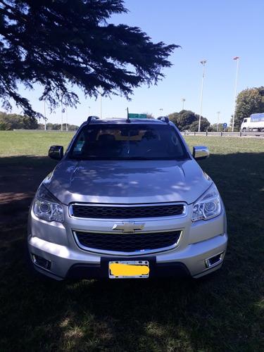 Chevrolet S10 2.8 Cd 4x2 Ltz Tdci 200cv 2014 Titular