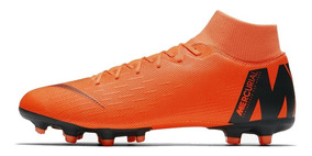 Chuteira Nike Mercurial Superfly 6 Vi Academy Campo Botinha