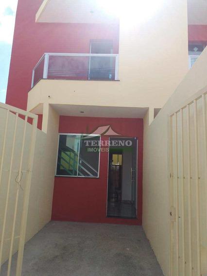 Casa Com 2 Dorms, Eldorado, Ibirité - R$ 155 Mil, Cod: 157 - V157