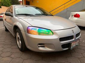 Dodge Stratus 2001 Se Std A/c Ve Factura Agencia ¡gánelo!