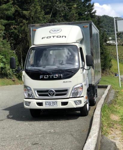 Foton 2,8 Furgon 2020