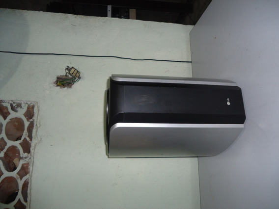 Caixa Subwoofer Para Som Home Theater LG Lhs-w75taw 200w