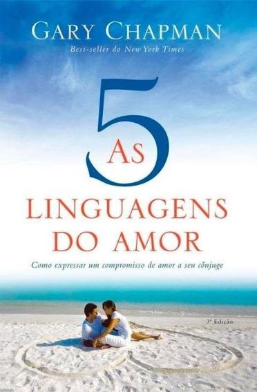 Livro Gary Chapman - 5 Linguagens Amor
