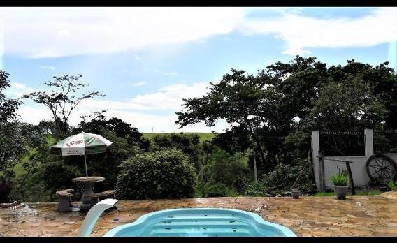 Chácara Em Chácaras Santa Rita, Caçapava/sp De 500m² 2 Quartos À Venda Por R$ 400.000,00 - Ch456419