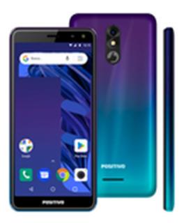 Smartphone Positivo Twist S533 1gb 64 Gb Quad Core 3g-aurora