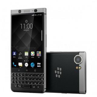 Teléfono Blackberry Keyone: Android 7.0, Teclado Qwerty, 4gb