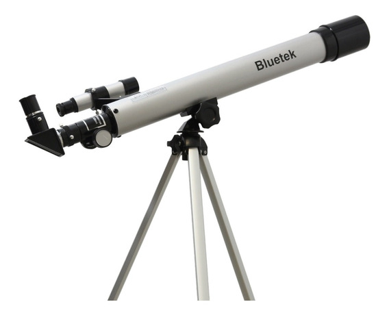 Telescópio Astronômico Refrator Luneta 450x Com Tripé 60050