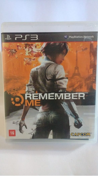 Remember Me - Mídia Física - Ps3