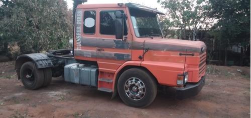 Caminhão Scania T 112 Hw 4x2 (toco) - Cavalo