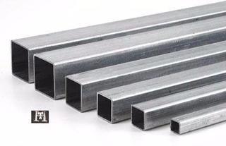 Caño Estructural Cuadrado 20 X 20 X 1,2mm De Espesor 6metros