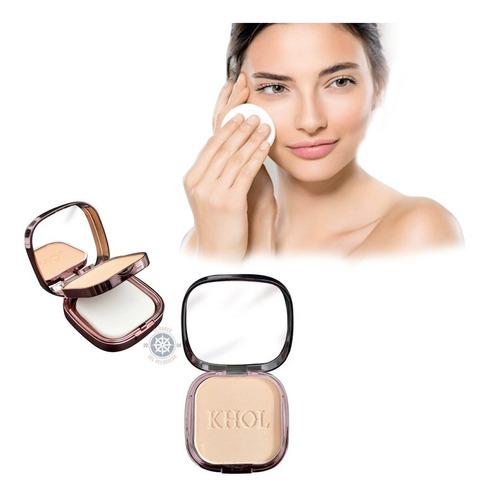 Polvo Facial Profesional Khol Cosmetics #2 Ref 1002 Makeup