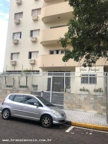 Apartamento Para Locação Em Presidente Prudente, Centro, 3 Dormitórios, 1 Suíte, 3 Banheiros, 1 Vaga - 00542.001_1-1335142