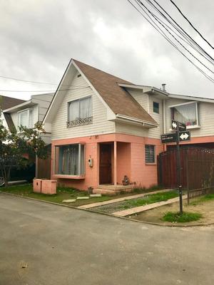 Casa Con Ampliación En Condominio En Villa Alemana 3d Y 3 B
