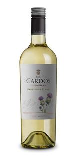 Vino Los Cardos Sauvignon Blanc 750ml. - Envíos
