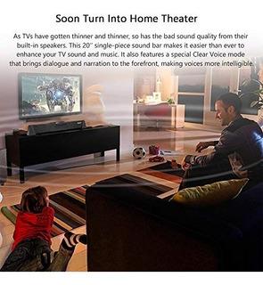 Barra Sonido Xgody Tv + Cable Inalámbrico Sistema Cine En Ca
