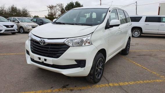 Toyota Avanza 5p Le L4/1.5 Aut
