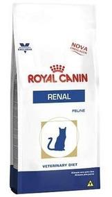 Ração Royal Canin Feline Veterinary Diet Renal 1,5kg