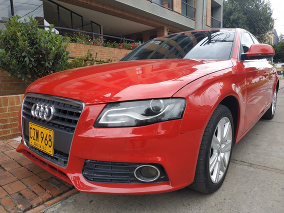 Audi A4 Luxuri 1.8 Turbo 2009