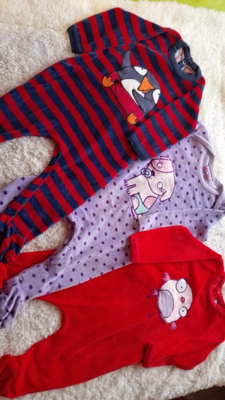 Enteritos Owoko Plush Talle 6-9 Meses