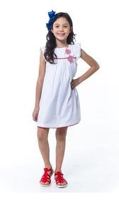 Vestido Infantil Linha Premium Casa De Bonecas