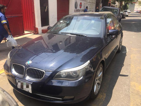 Bmw Serie 550 2009 Blindado Nivel 3 Plus