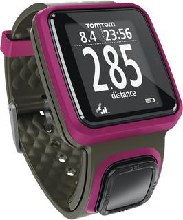 Reloj Tomtom Runner Gps Watch Rosa Nuevo