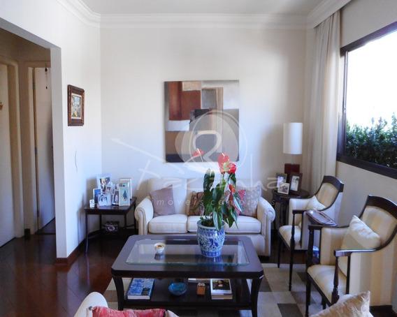 Apartamento Para Venda No Cambuí Em Campinas - Imobiliária Em Campinas - Ap02655 - 33261962