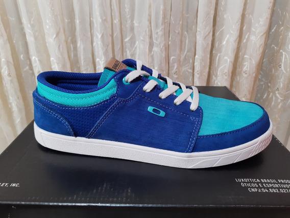 Tenis Oakley Original Taylor Azul 42 - Pisados E Conservados