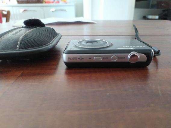Camera Samsung P120 Preta