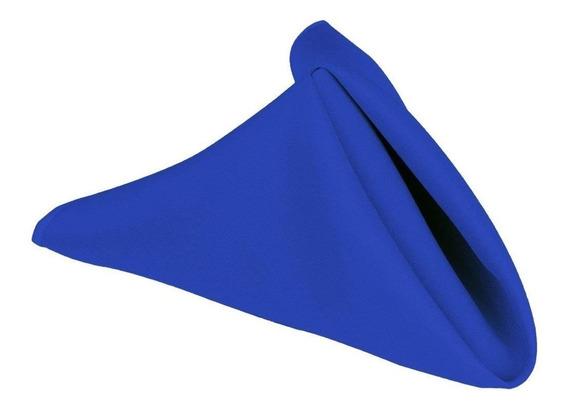- Buffalo Azul 17 x 17 Inch Encasa Homes Servilletas de Mesa de Comedor de 12 pcs Juego de Grandes 43 x 43 cm Tela de Fiesta de algod/ón Pesado Absorbente Lavable a m/áquina