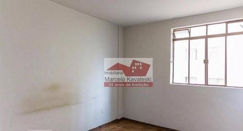 Apartamento Com 1 Dormitório À Venda, 38 M² Por R$ 250.000,00 - Aclimação - São Paulo/sp - Ap13061