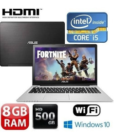 Notebook Asus S550c Touchscreen I7 8gb Hd 1 Tera 15,6 Led