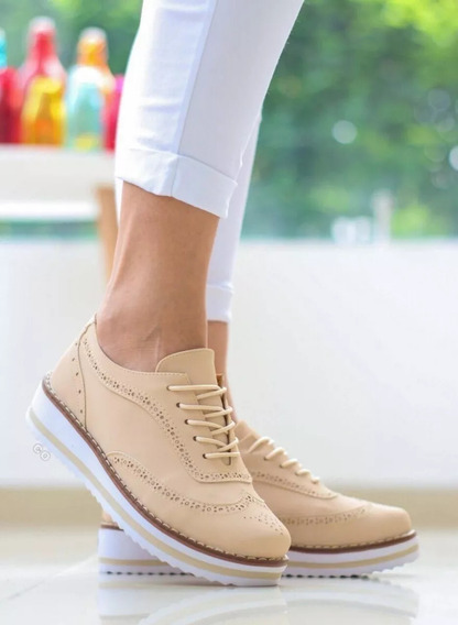 Zapato Casual Para Damas, Mujer Colombianos
