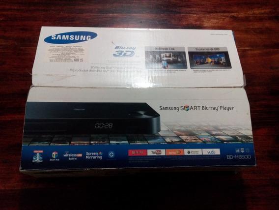Blu-ray Samsung Smart Tv 3d 6500 Wifi