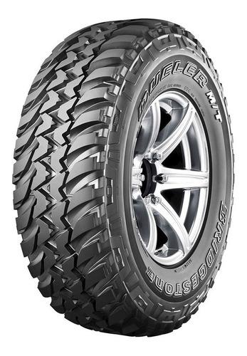 265/65 R 17 Bridgestone 65r17 Dueler M/ T 674 Envío + Cuotas
