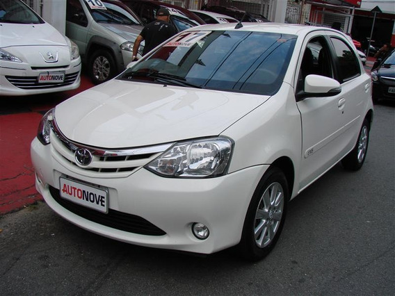 Toyota Etios 1.5 Xls 16v Flex 4p Manual 2016/2017